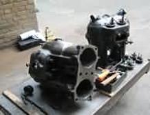 Fire Engine Cylinder Repair