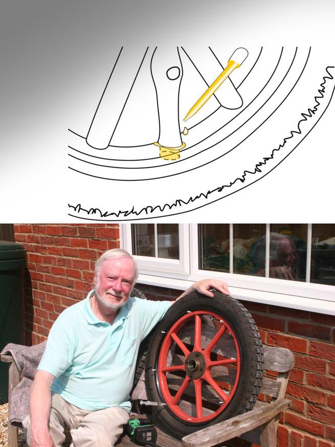 Wooden Wheels – Preservation or Restoration?
